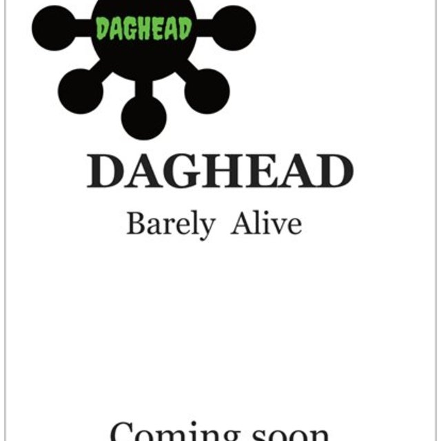 Daghead poster preview