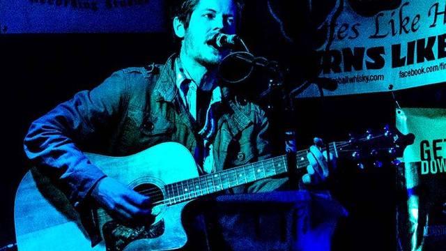 Michael Hudgins - Tin Roof Cantina  - 2014-10-11T04:30:00+00:00