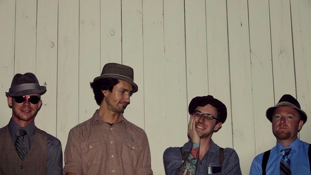 Caleb Warren and the Perfect Gentlemen - Tin Roof Cantina  - 2014-07-19T02:00:00+00:00