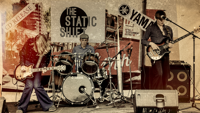 The Static Shift - Bowness Heritage Day - 2014-08-05T00:00:00+00:00