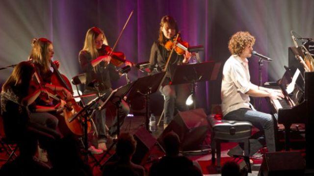 Ben Wilkins - Théâtre Hector-Charland - 2012-03-11T02:00:00+00:00