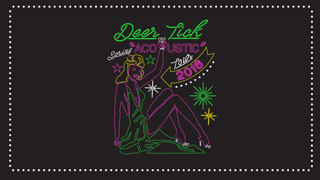 Deer Tick - The Duck Room at Blueberry Hill - 2016-04-06T01:00:00+00:00