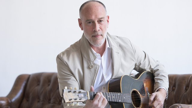 Marc Cohn - Paramount Hudson Valley Theater - 2018-02-17T01:00:00+00:00