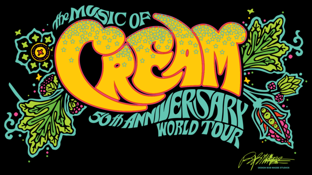 The Music Of Cream -  50th Anniversary World Tour - Paramount Theatre - 2018-11-11T01:00:00+00:00