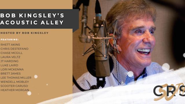 Bob Kingsley's Acoustic Alley CRS 2019 - Omni Nashville Hotel - 2019-02-15T01:00:00+00:00