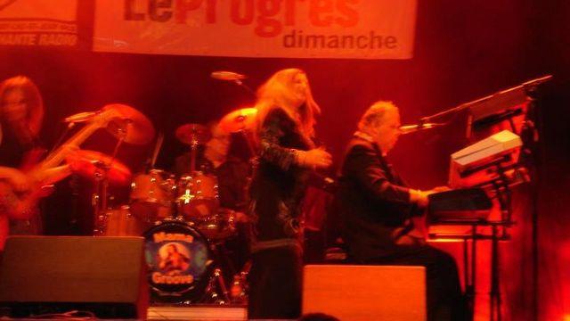 Mama Groove - Scène Bell - Festival Sacré Blues Alma - 2011-09-05T00:00:00+00:00