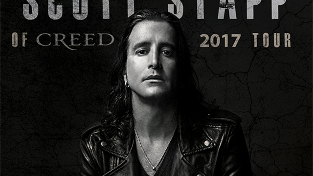 Scott Stapp - Midnight Rodeo - 2017-05-12T01:00:00+00:00