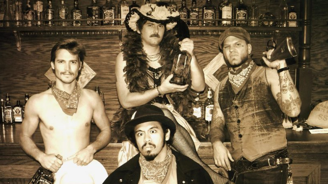 Whiskey Shivers - Antone's - 2012-12-18T22:00:00+00:00