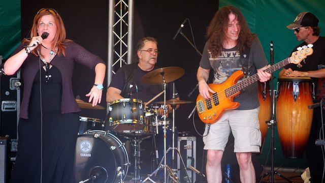 Mama Groove - Edmunston NB Jazz & Blues Festival - 2013-06-22T18:00:00+00:00